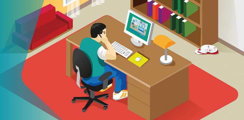 Protege tu empresa de los riesgos asociados al teletrabajo y a otras conexiones externas